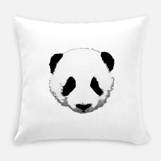 pandaplain_light.psd Everyday Pillow