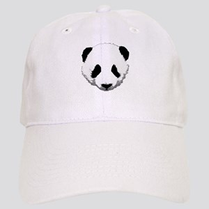 pandaplain_light Cap