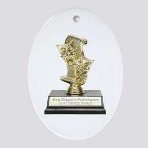 Best Drama in a Comedy Award Porcelain Keepsake