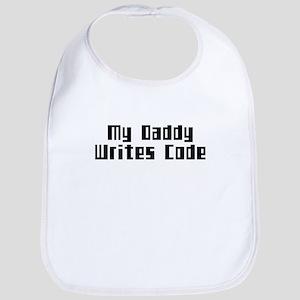 Daddy Code Bib