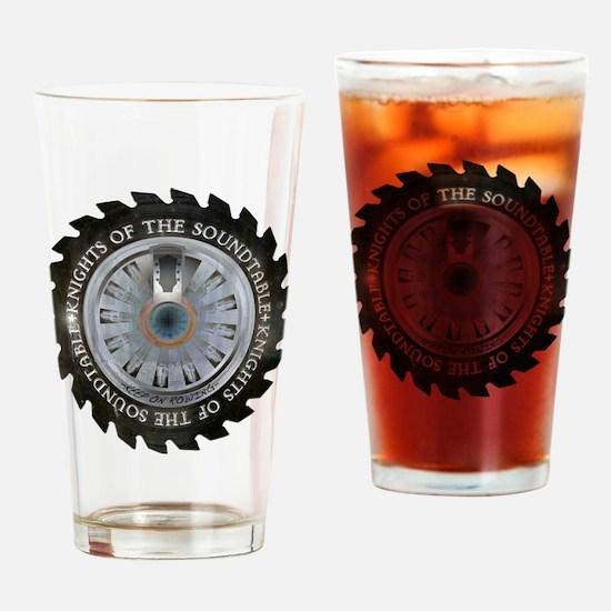KOTST Logo Drinking Glass