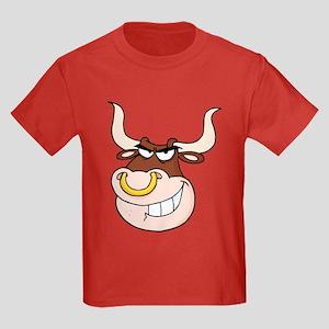 Bull Kids Dark T-Shirt