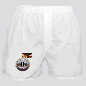 May We Never Forget Boxer Shorts