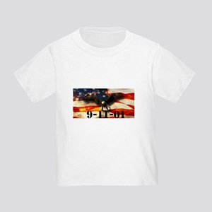 May We Never Forget Toddler T-Shirt