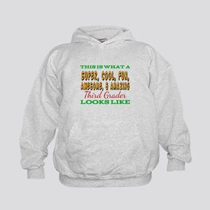 This Is What An Awesome Third Grader Lo Sweatshirt