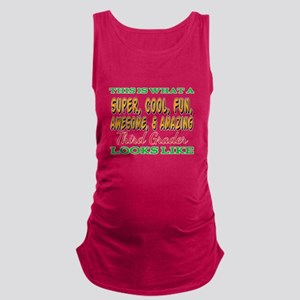 This Is What An Awesome Third Grader Look Tank Top