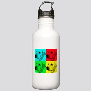Pop Lab2 Stainless Water Bottle 1.0L