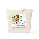 Bill Foundation Tote Bag