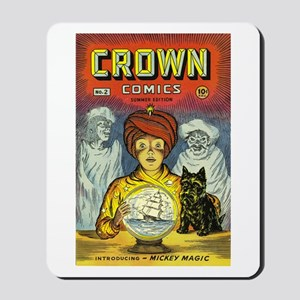 Crown Comics #2 Mousepad