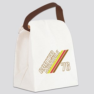 Carter Mondale Canvas Lunch Bag