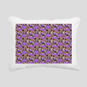 Yorkshire terrier Rectangular Canvas Pillow