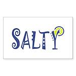 Salty Margarita Sticker (Rectangle 50 pk)