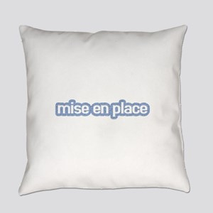 Mise En Place Everyday Pillow