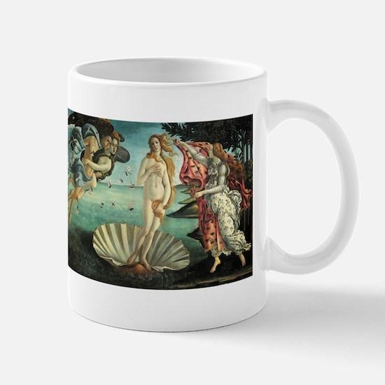 Birth of Venus by Botticelli Mug