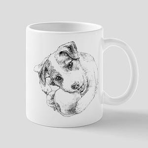 Mug (small)  Jack Russell
