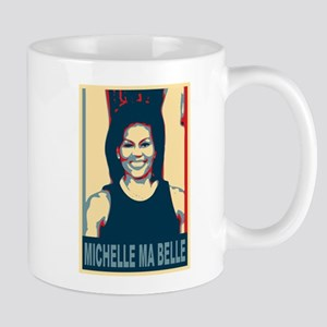 FLOTUS Michelle Obama Pop Art Mug