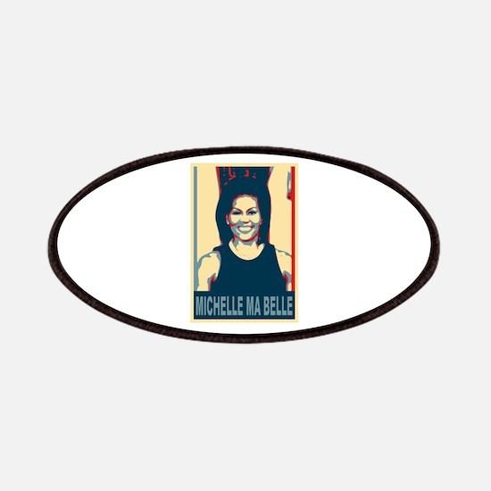 FLOTUS Michelle Obama Pop Art Patches
