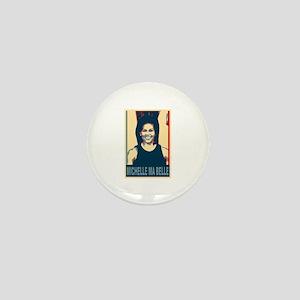 FLOTUS Michelle Obama Pop Art Mini Button