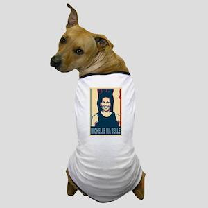 FLOTUS Michelle Obama Pop Art Dog T-Shirt