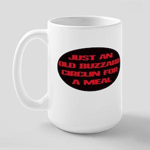 Buzzard Mug