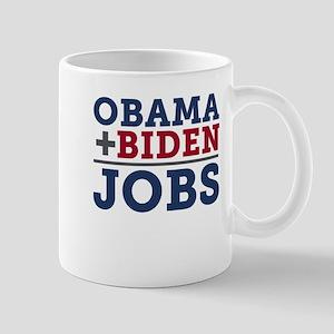 Obama + Biden = Forward Mug