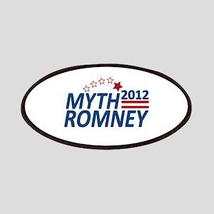 Myth Romney Anti Mitt 2012 Patches