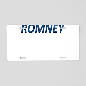Myth Romney Anti Mitt 2012 Aluminum License Plate
