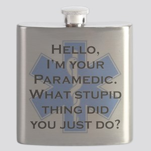 Im Your Paramedic Flask