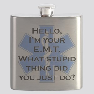 Im your E.M.T. Flask