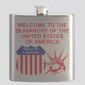 The Oligarchy Flask