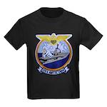 USS ANTIETAM Kids Dark T-Shirt