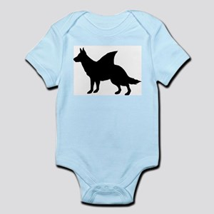 LandShark Infant Bodysuit