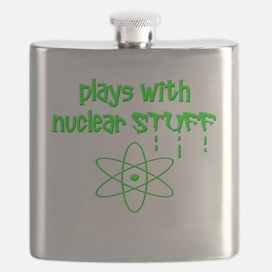Nuclear Stuff Flask
