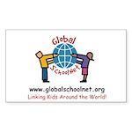 gsnlogohighres6 Sticker (Rectangle 10 pk)