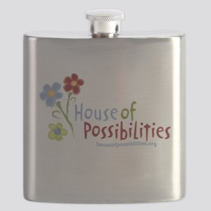 HOPe Floral Flask