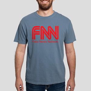 FNN Fake News Network Mens Comfort Colors Shirt