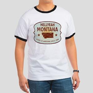 HellYeah Montana Ringer T