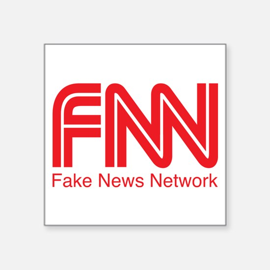 FNN Fake News Network Sticker