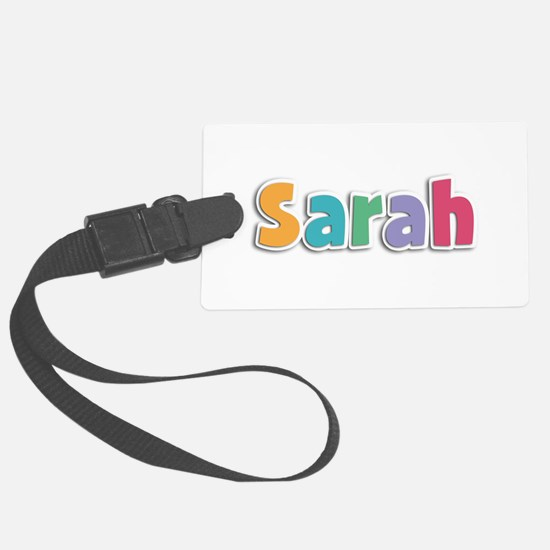 Sarah Spring11 Luggage Tag
