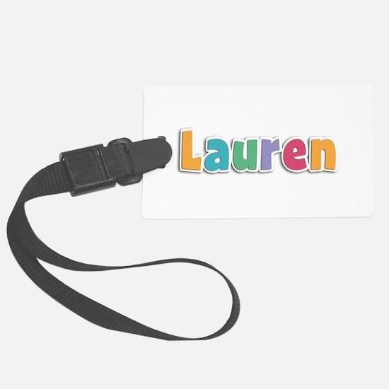 Lauren Spring11 Luggage Tag