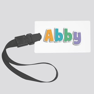 Abby Spring11 Large Luggage Tag