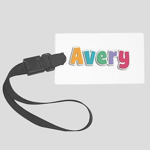 Avery Spring11 Large Luggage Tag