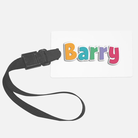 Barry Spring11 Luggage Tag