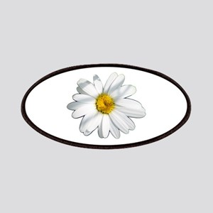 White daisy Patches