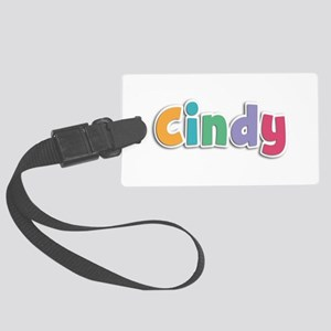 Cindy Spring11 Large Luggage Tag