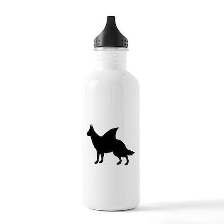 LandShark Stainless Water Bottle 1.0L