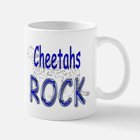 Cheetahs Rock Mug