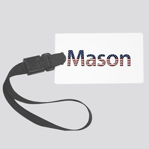 Mason Stars and Stripes Large Luggage Tag