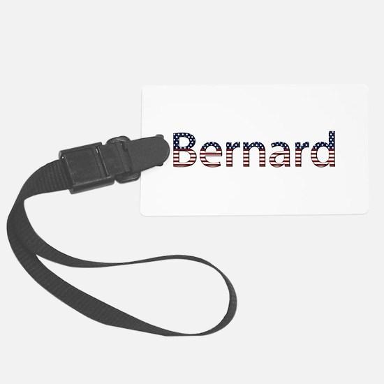 Bernard Stars and Stripes Luggage Tag