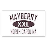 Mayberry Sticker (Rectangle 50 pk)